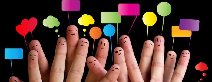Social Media Finger