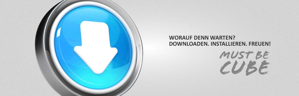 Worauf warten? Downloaden. Installieren. Freuen.